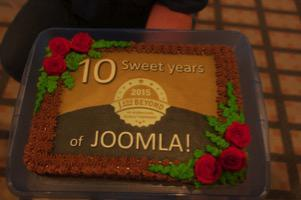 10 years of Joomla